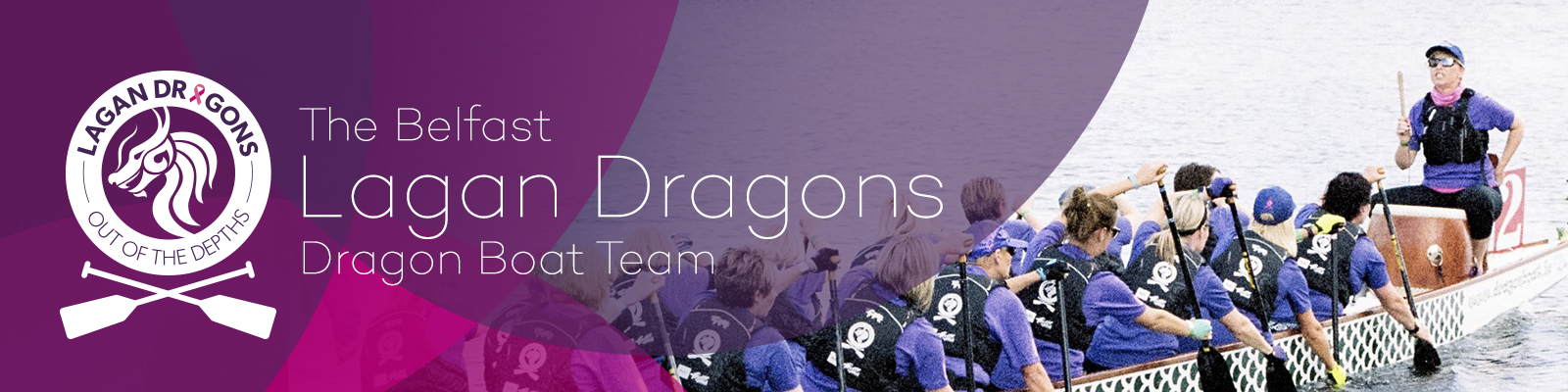 Lagan Dragons Dragonboat Racing Belfast
